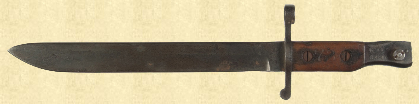 CANADIAN ROSS M1910 BAYONET