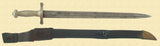 FRENCH ARTILLERY SWORD