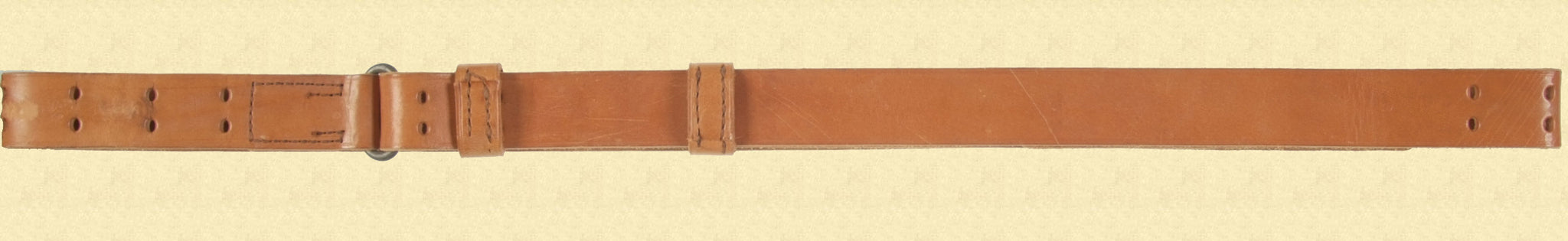 REPRODUCTION M1907 LEATHER SLING