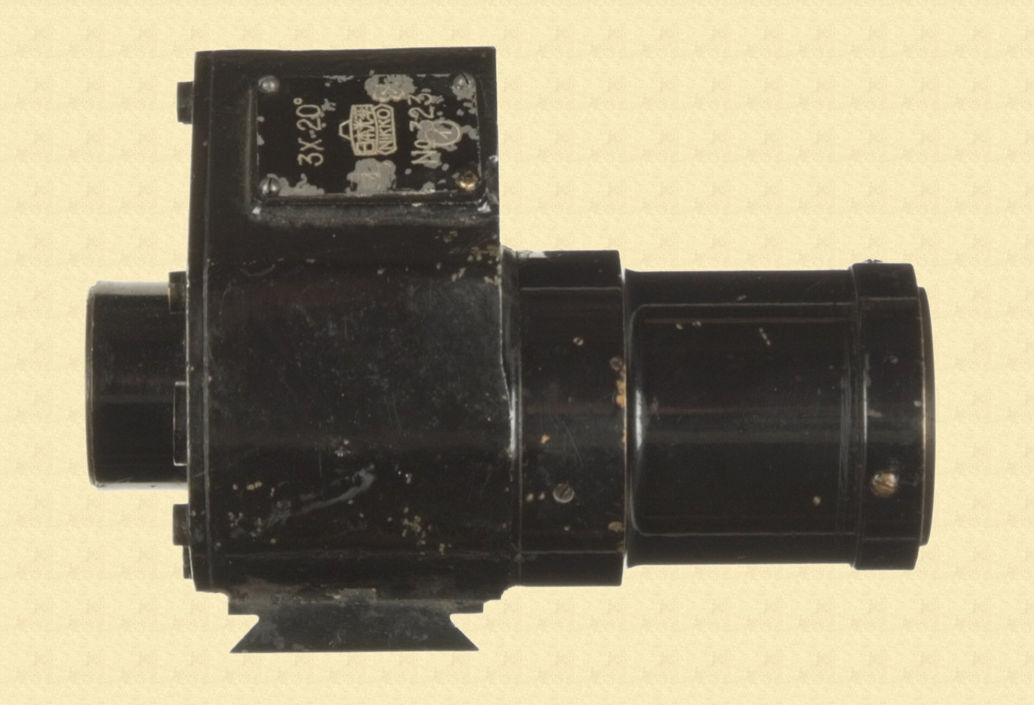 JAPANESE OPTICAL WEAPON SIGHT