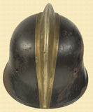 GERMAN WW2 FIREMANS HELMET
