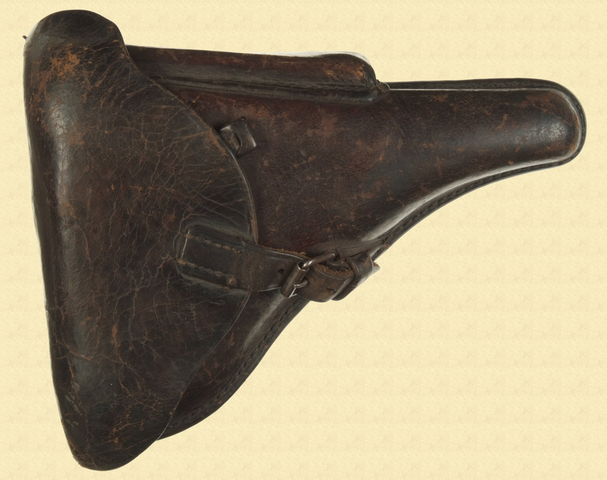 MILITARY LUGER HOLSTER 1939