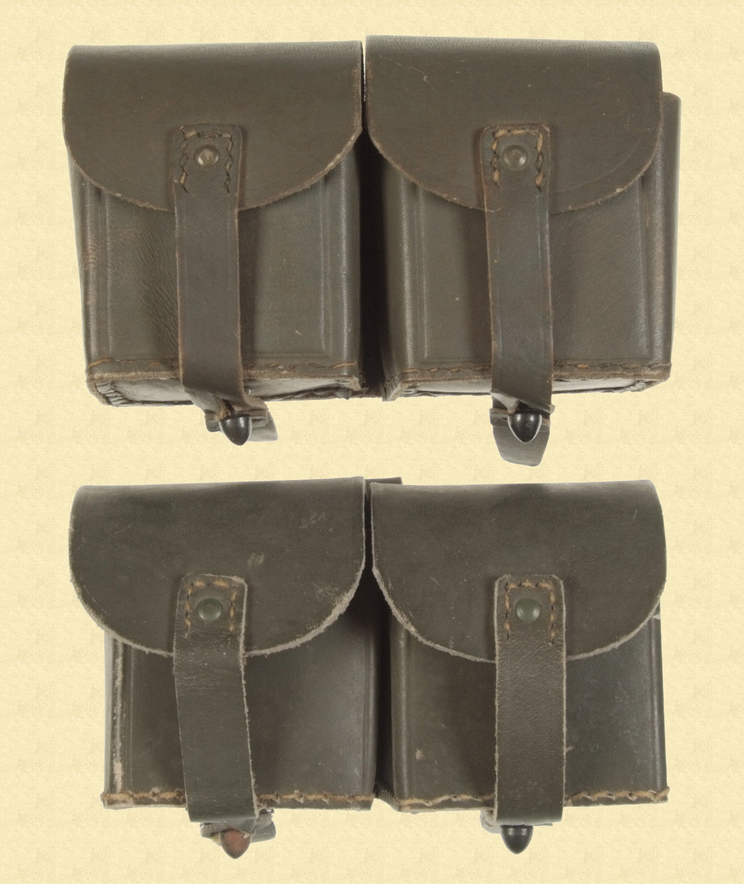 ITALIAN WW2 RIFLE AMMO POUCH