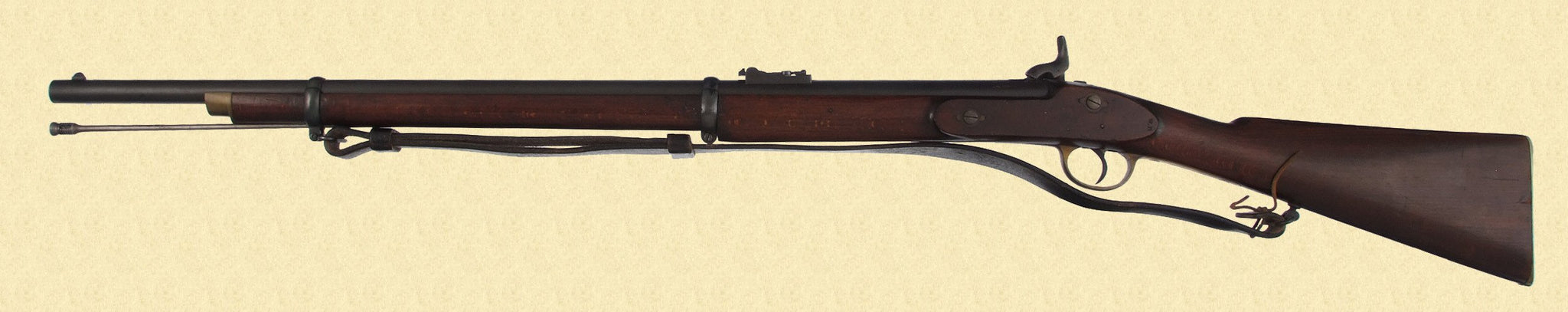 ENGLISH PATTERN 1860 SHORT RIFLE