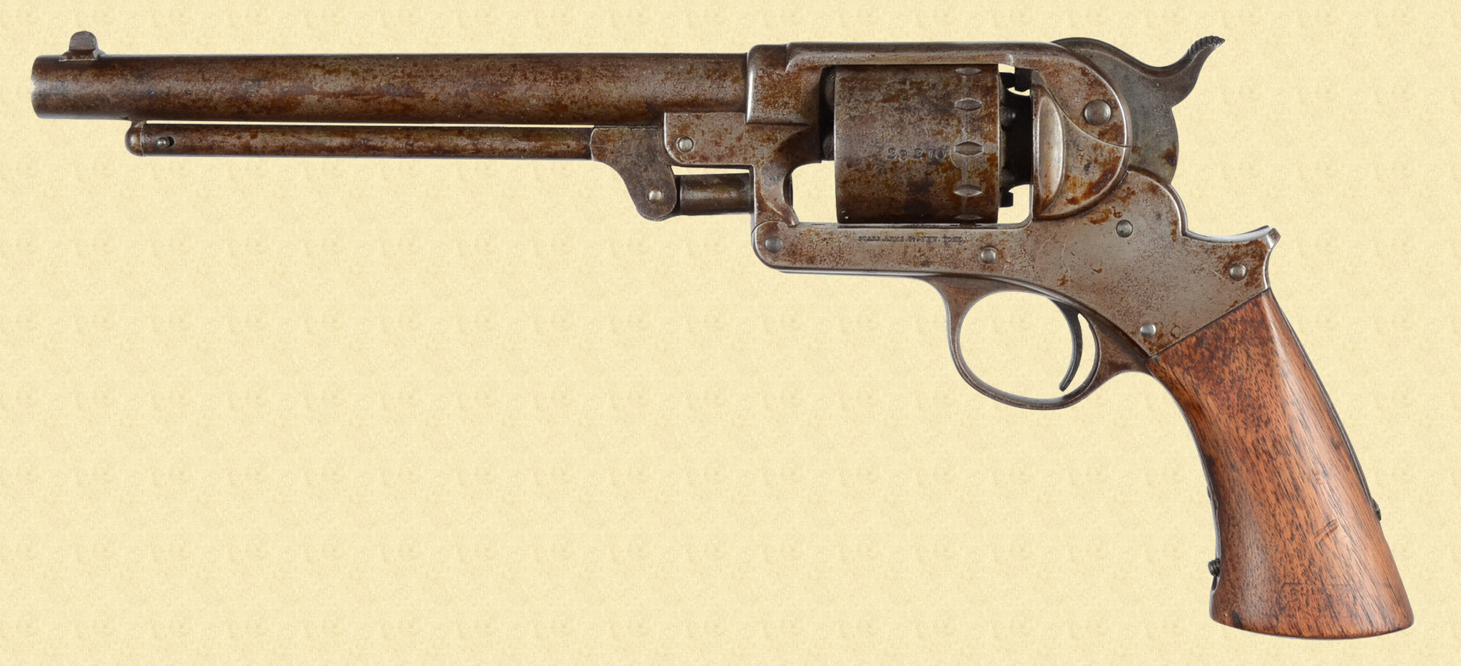 STARR ARMS MODEL 1863 ARMY REVOLVER
