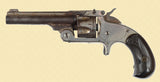 SMITH & WESSON MODEL 1 1/2 SINGLE ACTION REVOLVER