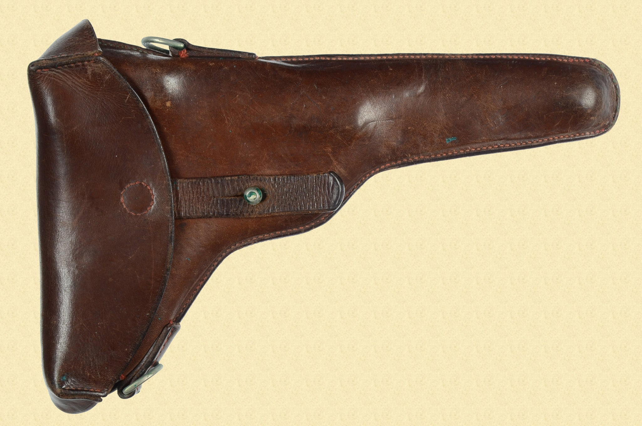 SWISS MILITARY M1900 LUGER HOLSTER