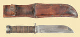 CATTARAUGUS 225Q FIGHTING KNIFE
