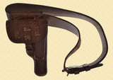 GERMAN WW2 P37M PISTOL HOLSTER