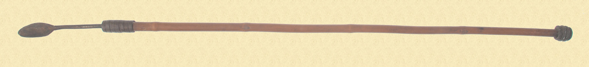 ANTIQUE SPEAR