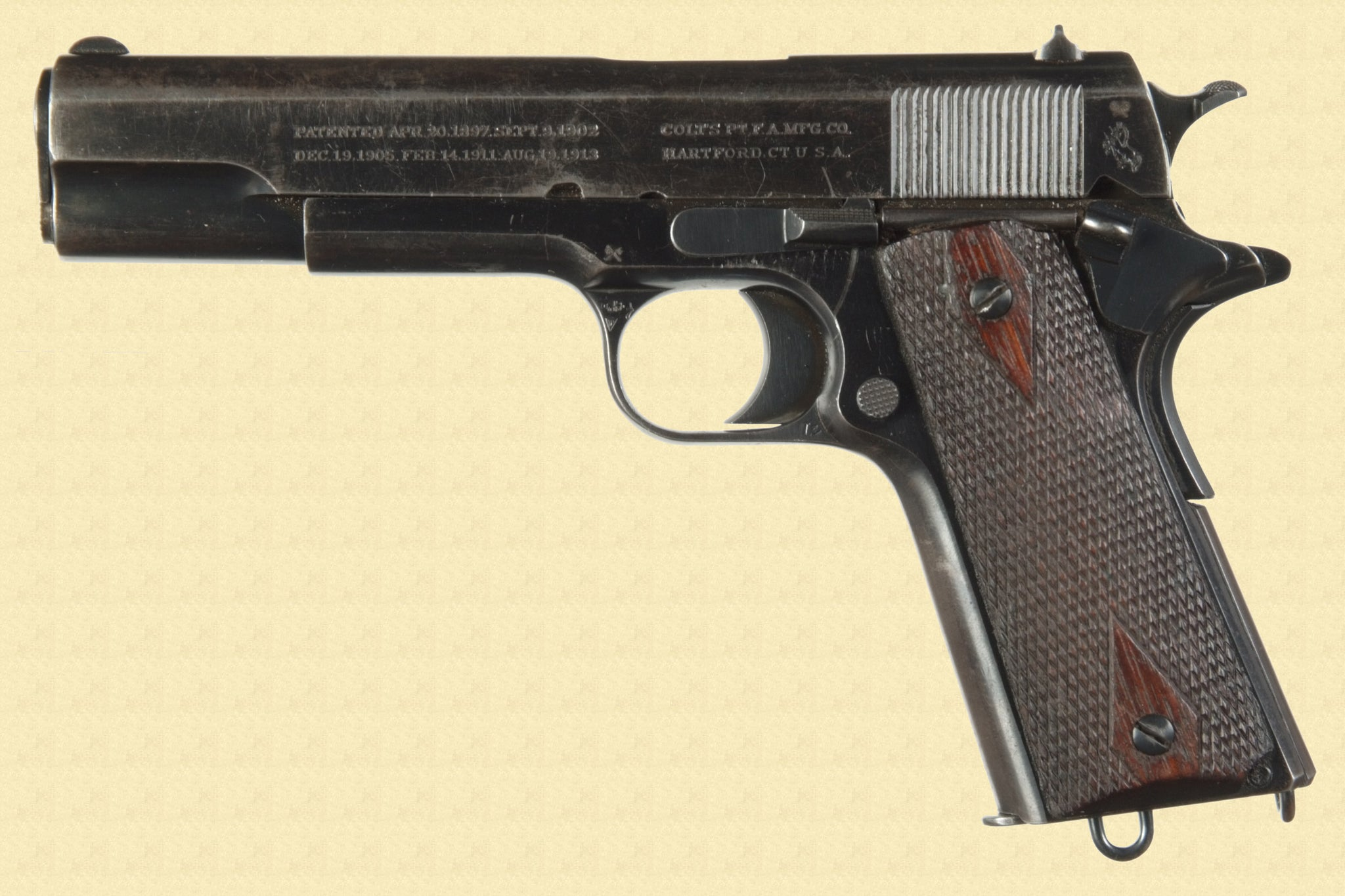 COLT GOVERNMENT MODEL 455