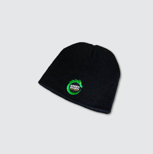 Fitted Beanie - Black
