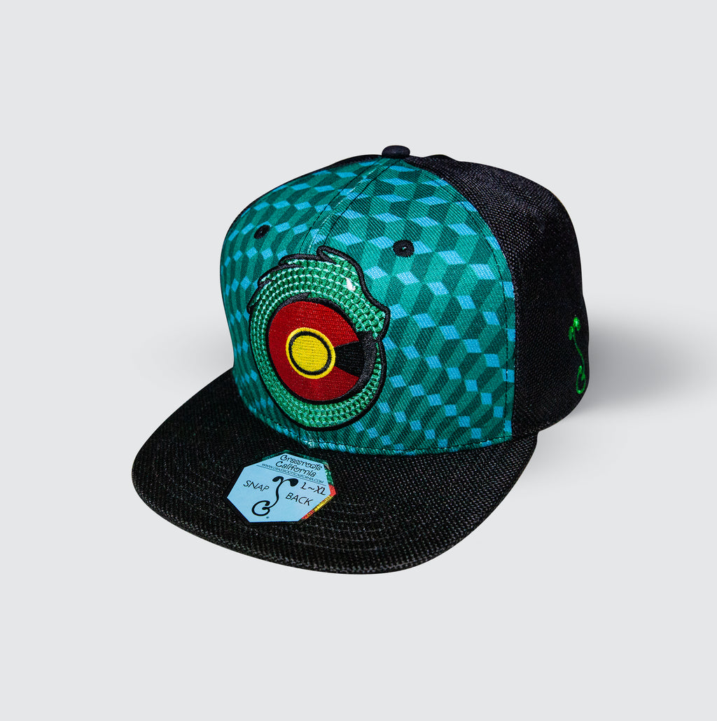 Green Dragon Grassroots Snapback