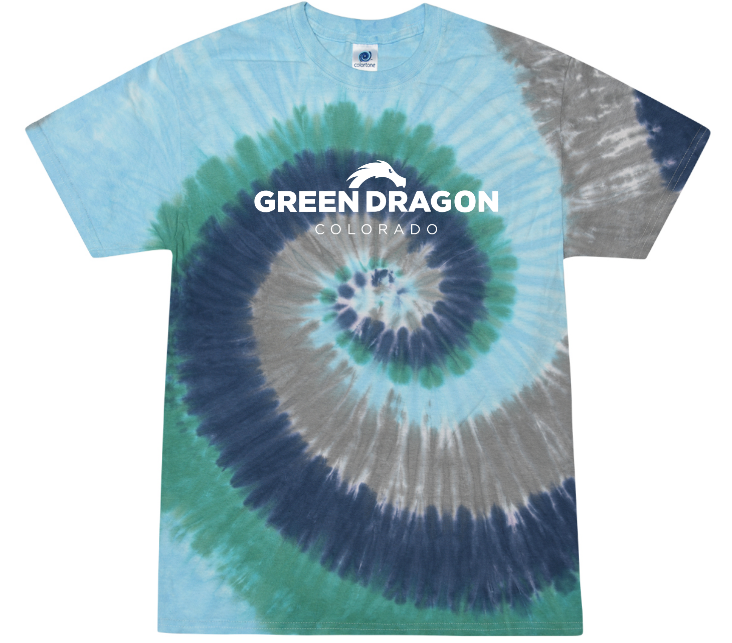 Earth Tie-Dye Shirt
