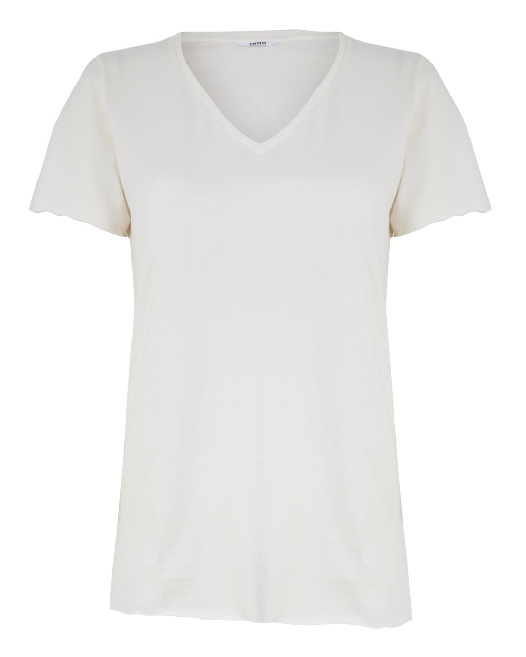 Organic Cotton V-Neck T-Shirt | Canal