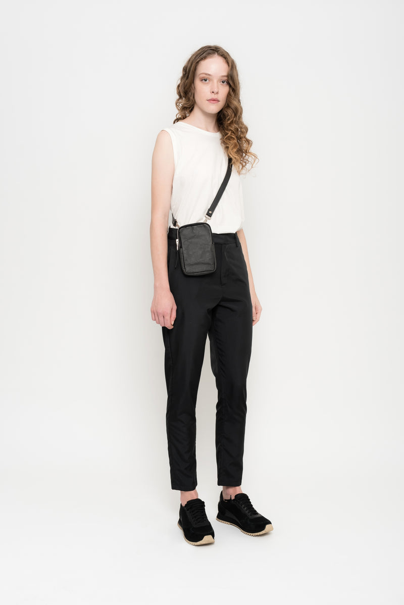 Paper Cross Body and Belt Bag | Planice