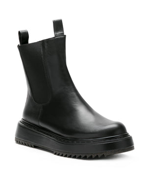 Chelsea Boots with Recycled Rubber Sole | Disjuntor