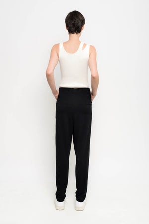 crossover loose pants | Adams