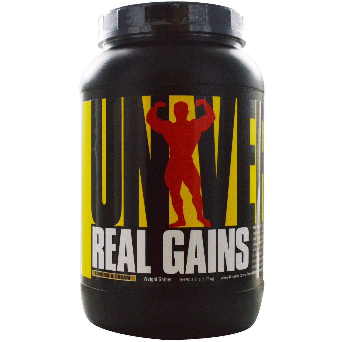 Animal / Universal Nutrition Real Gains, 3.8lbs (Limit 4)