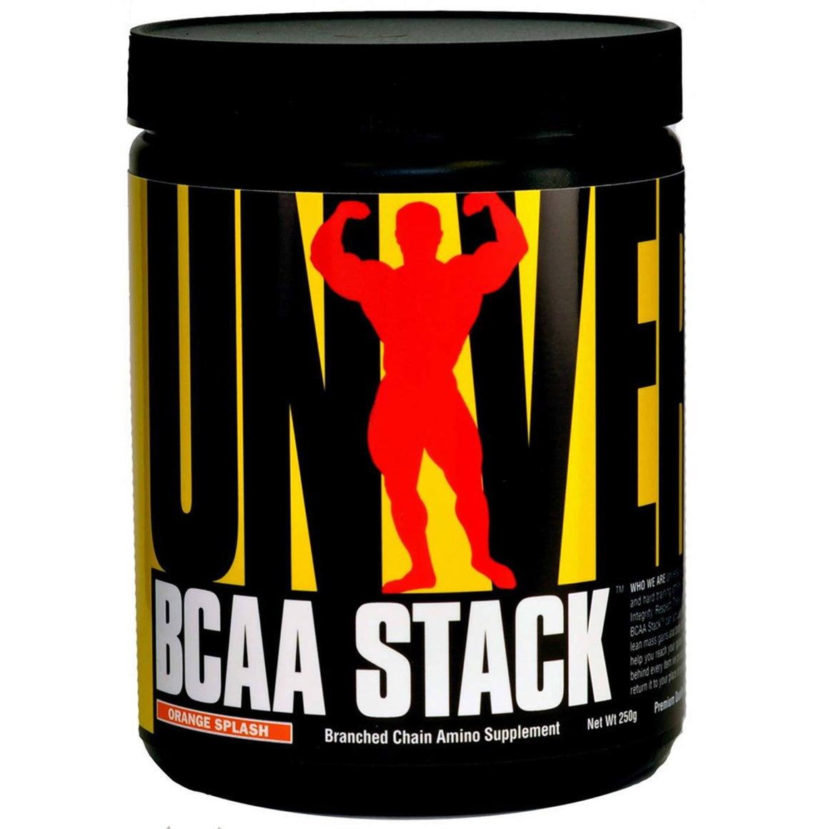 Animal / Universal Nutrition BCAA Stack, 250g -26 Servings (Limit 4)