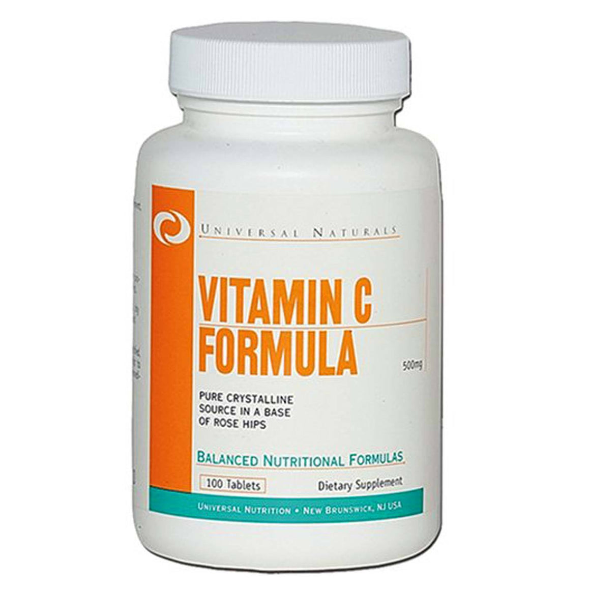 Animal / Universal Nutrition Vitamin C Formula, 100 Tablets