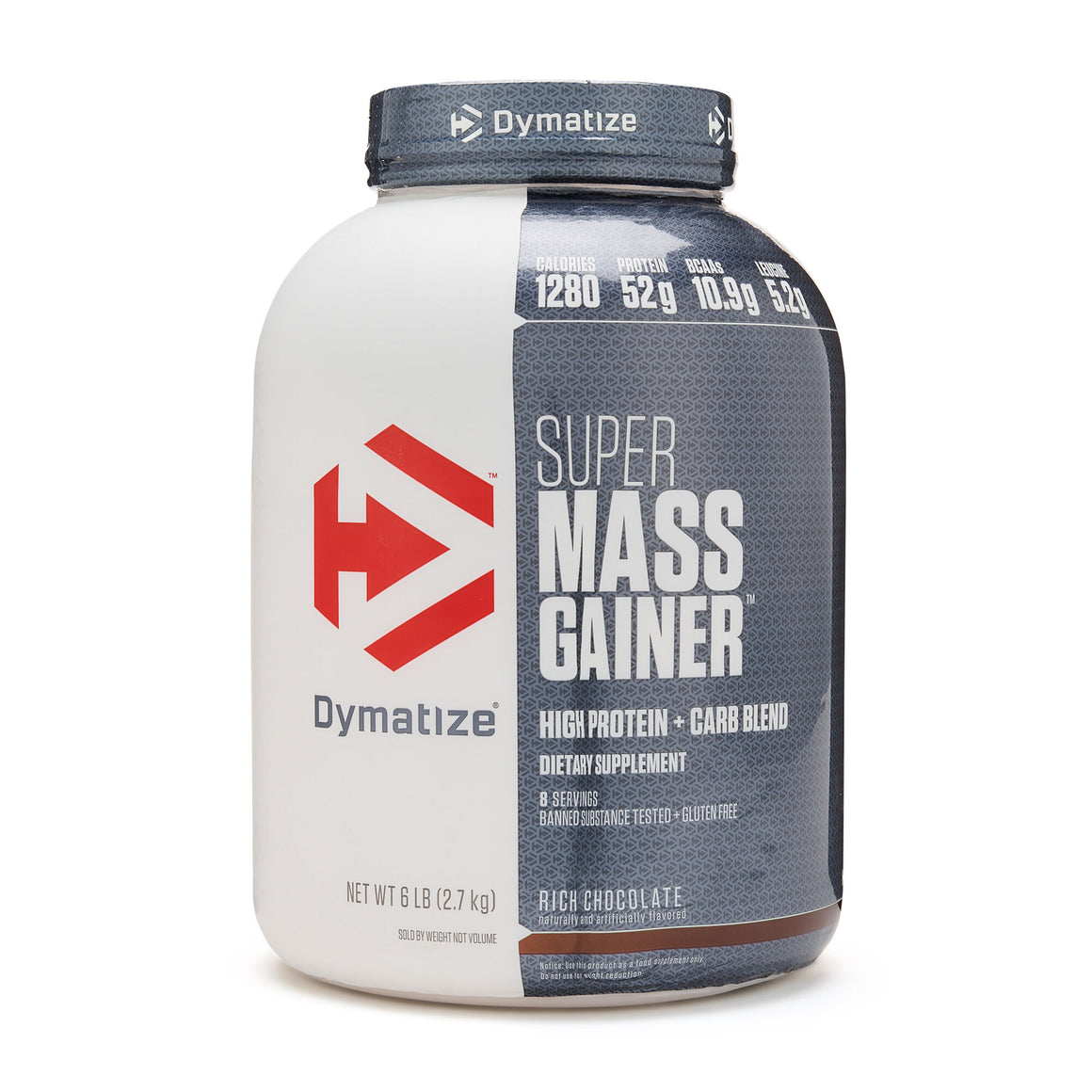 Dymatize Super mass Gainer, 6lbs (4409498566690)