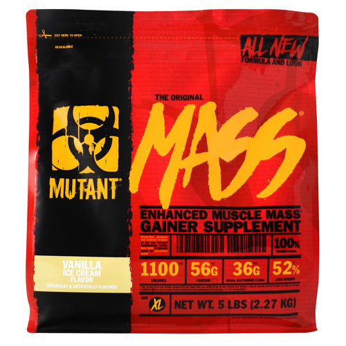 Mutant Mass, 5lbs - 24 Servings
