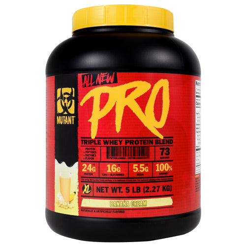 Mutant Pro, 5lbs - 70 Servings (New Lower Price)