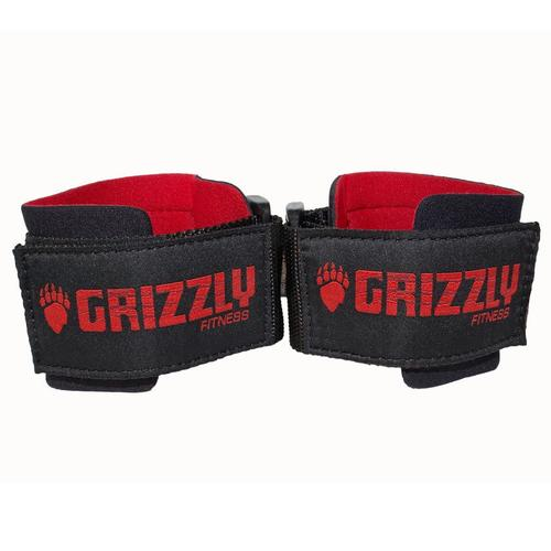 Grizzly Wrist Wraps PowerLifting (8668-04)