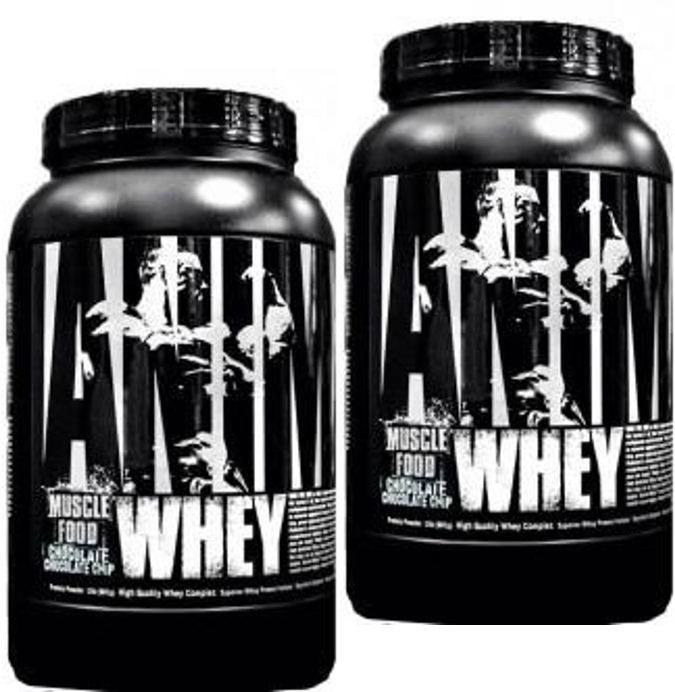 Animal / Universal Nutrition Whey, 4lbs - 54 Servings (Cookies & Cream)