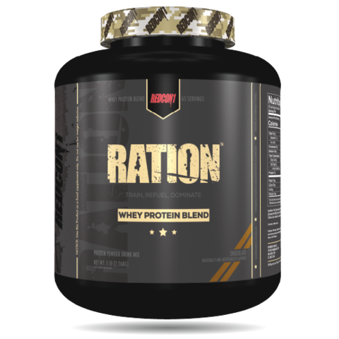 RedCon1 Ration - Whey Protein, 5lbs - 65 Servings