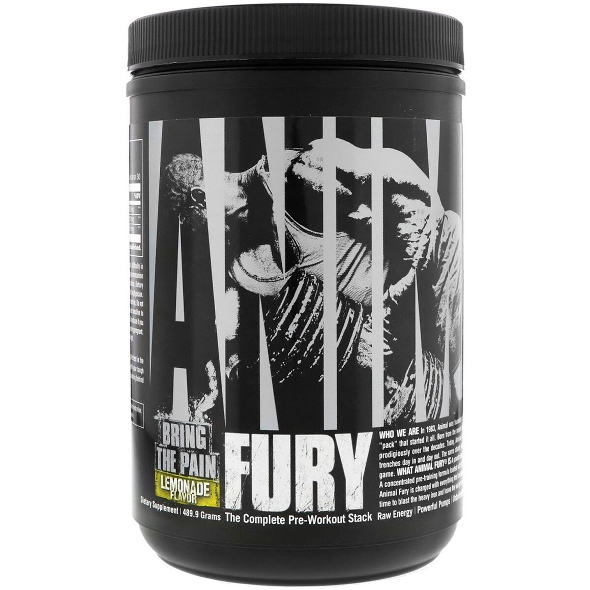 Animal / Universal Nutrition Fury, 30 Servings
