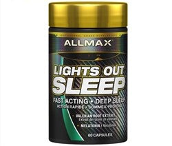 Allmax Lights Out Sleep, 60 Capsules (1566403821602)