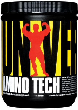 Animal / Universal Nutrition AminoTech, 375 Tablets (Limit 4)