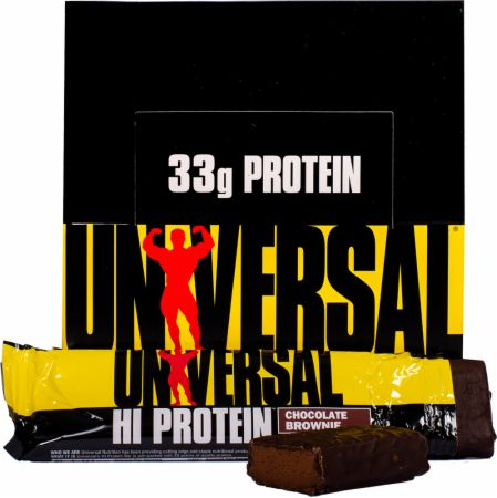 Animal / Universal Nutrition Hi Protein Bars, 16 Bars