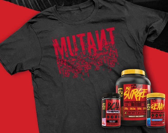 Mutant T-Shirt (Free with $25.00 Mutant purchase)