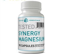 Tested Nutrition Synergy Magnesium, 90 caps