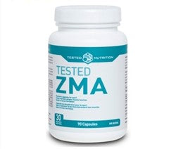 Tested Nutrition ZMA (Zinc | Magnesium | B6), 90 caps