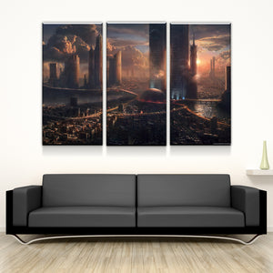 Cities in the Future Canvas