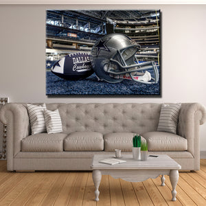 Cowboys Canvas