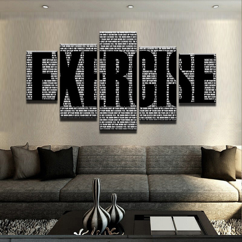 Exercise Canvas