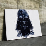Planet of the Vaders Canvas