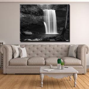 Chasing Waterfalls Canvas
