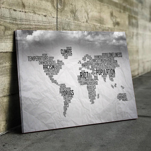 World of Words Canvas