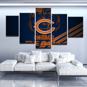 Bears Canvas