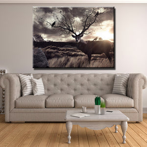 Big Buck Canvas