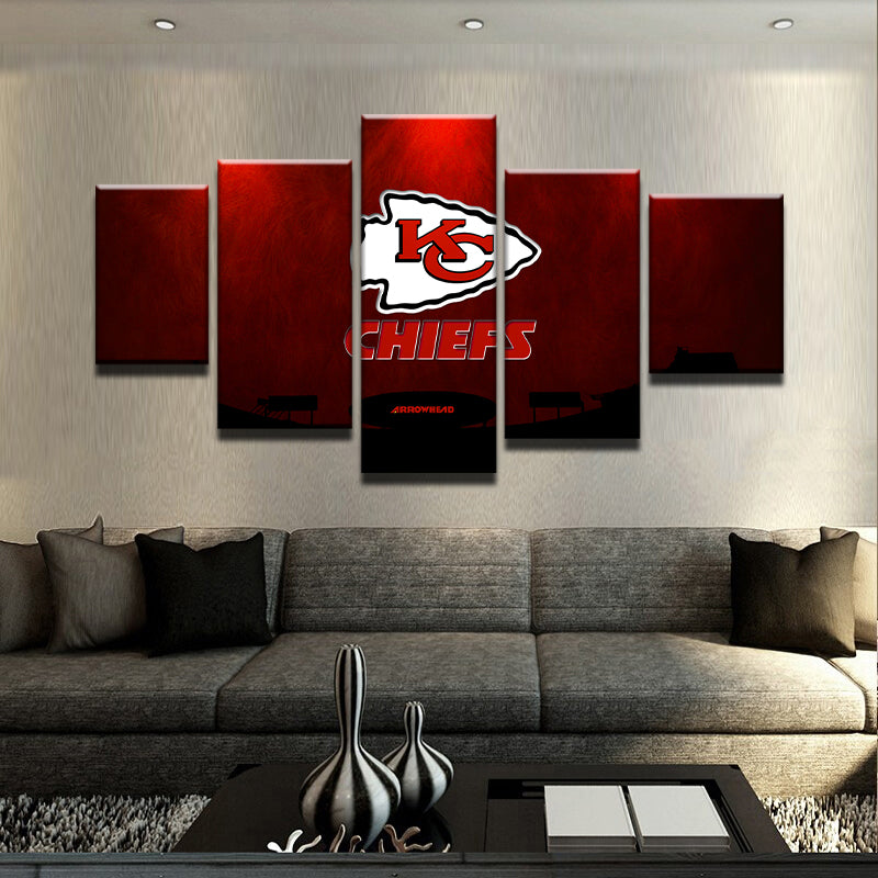 Chiefs Canvas
