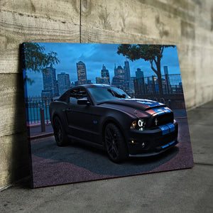Mustang GT500 Canvas