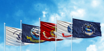 Military & Civilian Service Flags