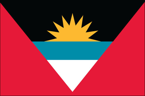 Antigua & Barbuda Flag (UN OAS)